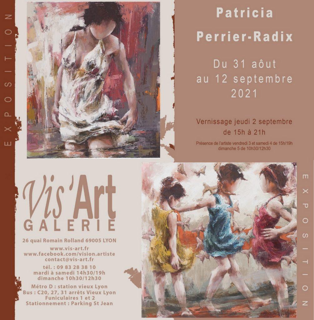 Œuvre, originale, Patricia Perrier, artiste peintre, exposition, galerie Lyon, Pont aven, Grignan, Mexico city., musée, peinture, art, art contemporain,